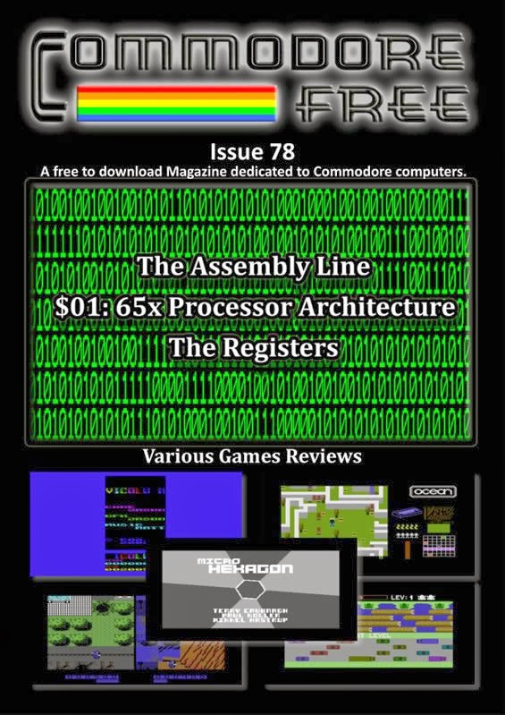 Commodore Free Magazine Issue 78 - 2014