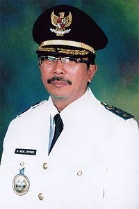Rizal Effendi Wali Kota Balikpapan