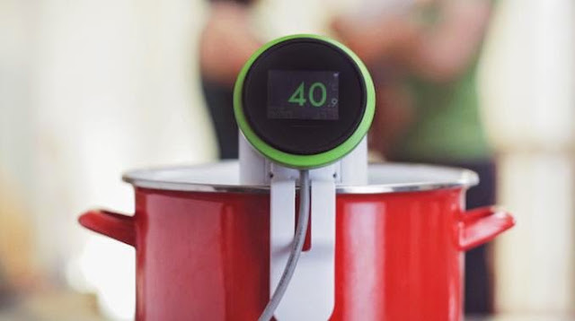 Must Have Housekeeping Gadgets - Nomiku Sous Vide