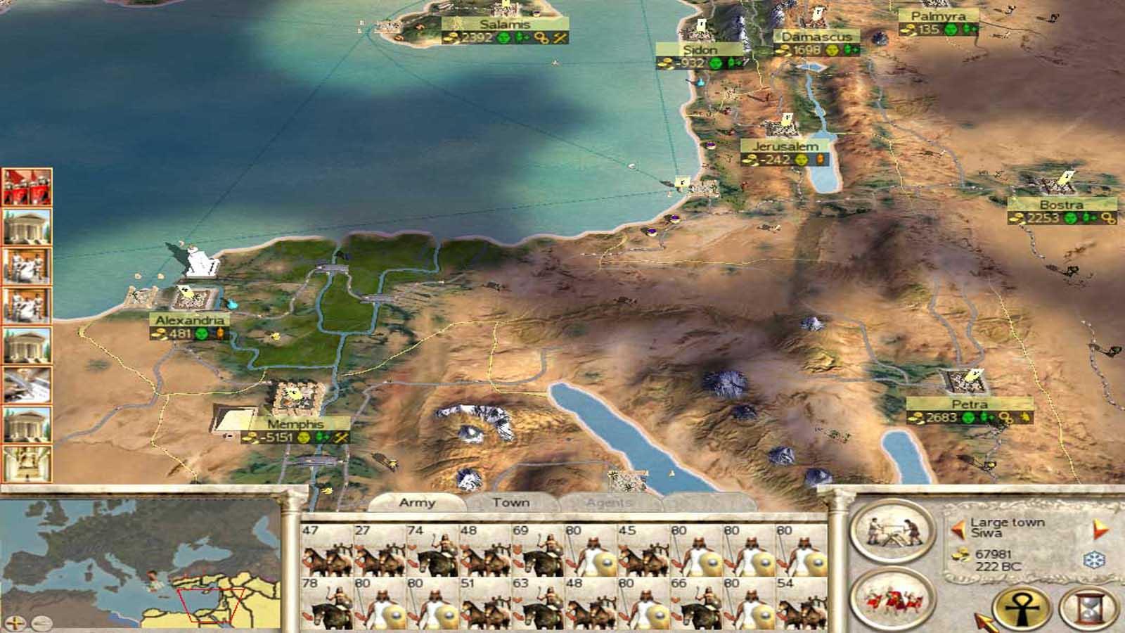 تحميل لعبة rome total war 1 مضغوطة
