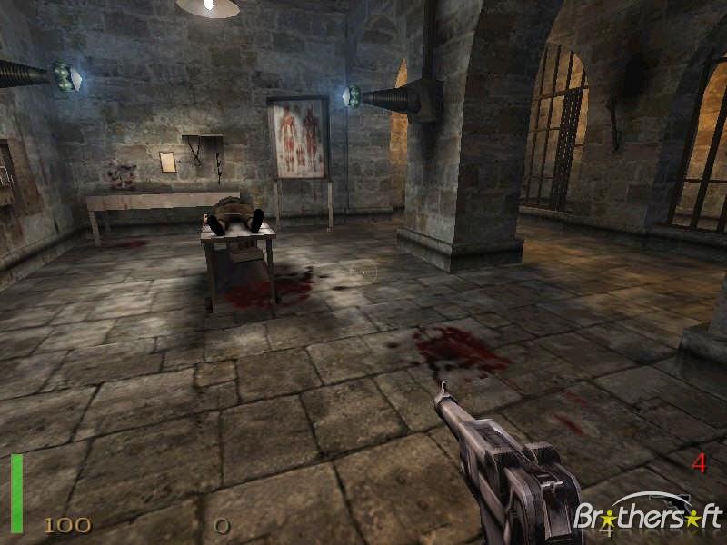 تحميل لعبة return to castle wolfenstein للكمبيوتر