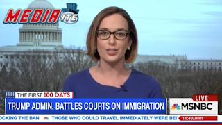 'I Didn't Ask You What President Obama Did': MSNBC's Alex Witt Battles Sarah Isgur Flores Session Spokeswoman