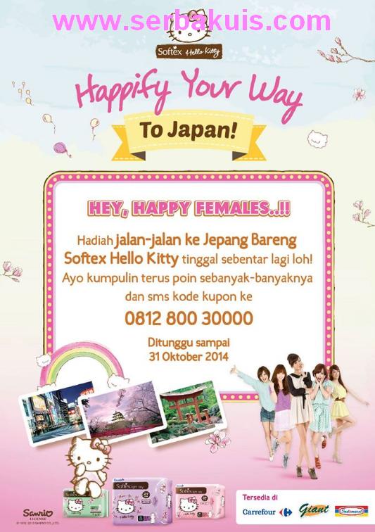 Promo Poin Berhadiah Jalan-jalan ke Jepang