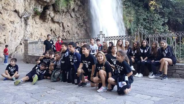 Άρτα: Αξέχαστη Εμπειρία Για Τις Ακαδημίες Της ΑΡΤΑ Handball Στην Εδεσσα