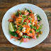 Pomelo Salad With Prawns