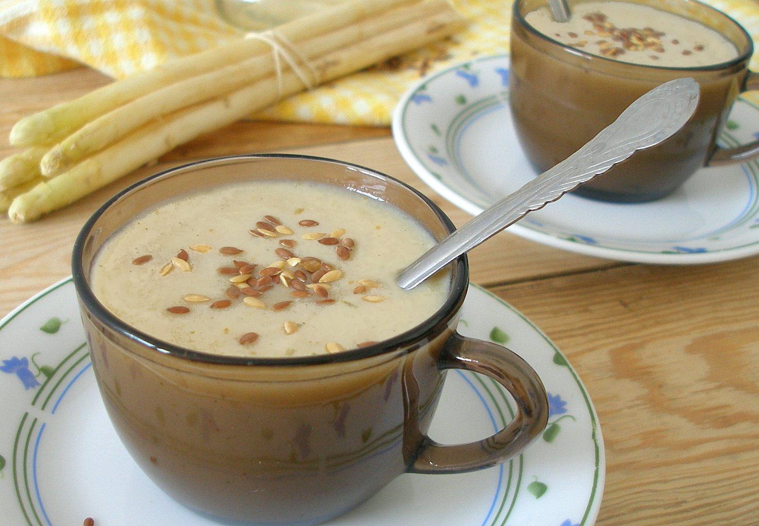 Zupa Krem Z Bialych Szparagow Kulinaria Zblogowani
