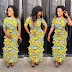 Check Out This Lovely Stylish Ankara Long Gown Styles