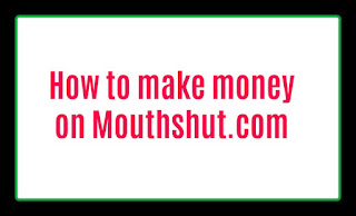 Make money from mouthshut.com
