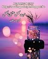 Mohabbat mukamal ishq na mukamal by Shehzadi Hifsa
