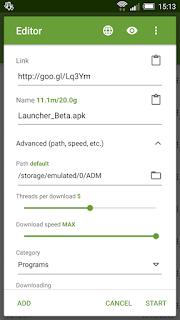 ADM Pro screenshot 5