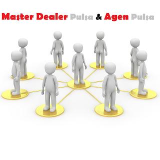 Perbedaan antara Master Dealer Pulsa Dan Agen Pulsa
