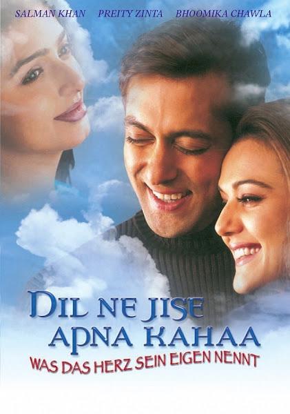 Poster Of Dil Ne Jise Apna Kaha 2004 Hindi 720p HDRip Full Movie Download