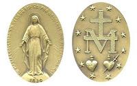 Medalla Milagrosa - Sacramental