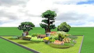 Desain Taman Surabaya - tukngtamansurabaya 8