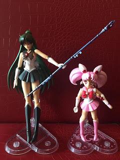 HAUL Sailor Moon Bandai