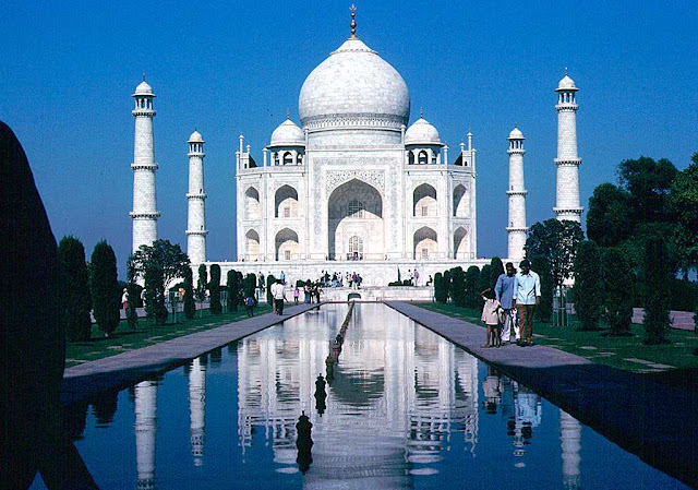 Исламская  культура и архитектура Империи Великих Моголов