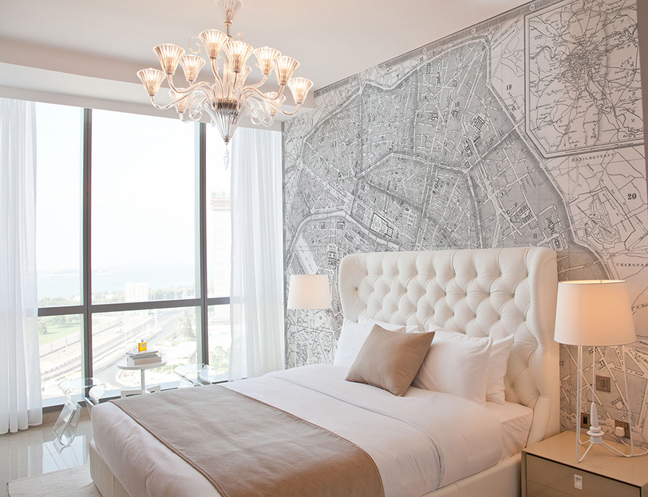 Add sophistication to a room with a world map wall mural cozy black and white vintage maps gumiabroncs Image collections