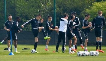 Metode Latihan Untuk Meningkatkan Keuatan dan Daya Tahan Fisik Pemain Bola
