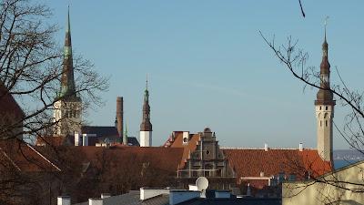 Tallinn depuis Harjumagi