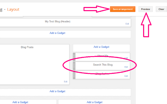 vHow to create a blog, write a blog post and add a sidebar widget in blogger