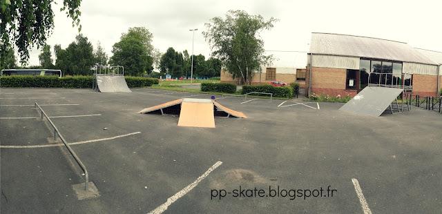 Skatepark Le Quesnoy
