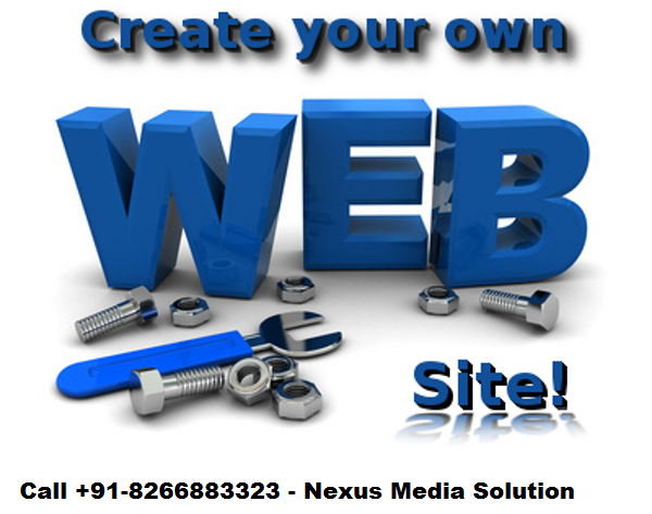 Website Development Company in Meerut | Call +91-8266883323 - Nexus Media Solution