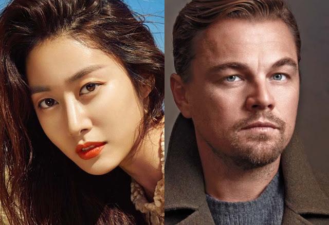 Dengan Bintang Leonardo DiCaprio Jeon Hye Bin Curi Selfie