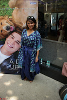Lara Dutta (4) at special Screening of Movie A Dogs Purpose.JPG