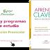 Plan y programas de estudio de preescolar