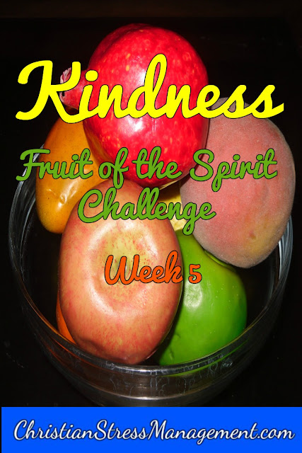 Love Week Fruit of the Spirit Challenge