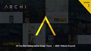 Archi WordPress Theme