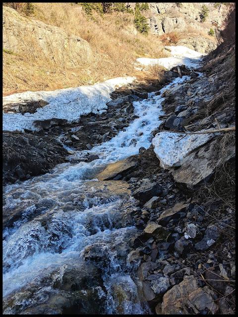 Lost Creek Falls - Provo Canyon