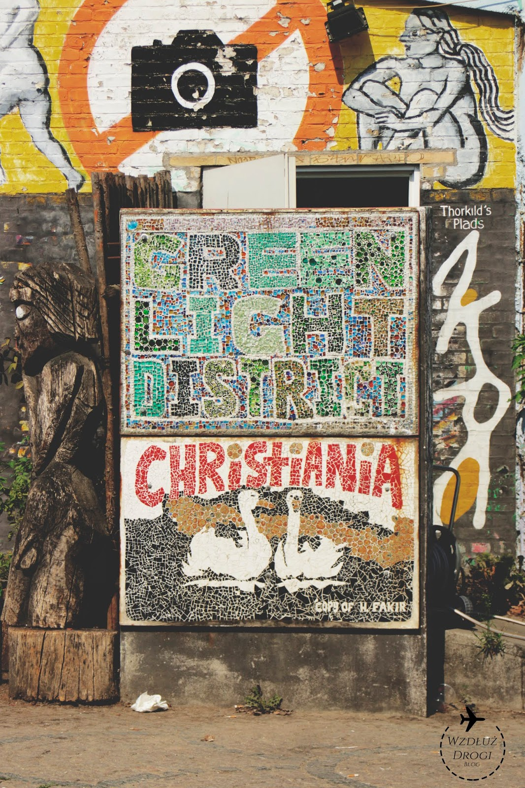 green light, christiania, kopenhaga