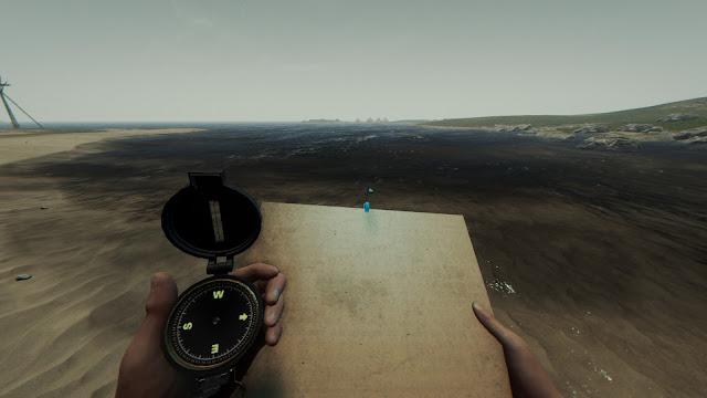Hướng Dẫn Tìm La Bàn Và Bản Đồ Trong The Forest (Compass And Maps)