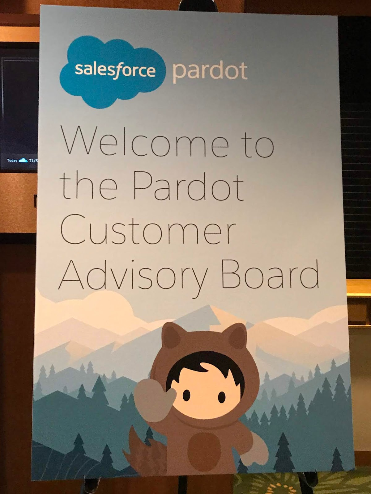 Tigh Loughhead invited to Pardot Customer Advisory Board to guide B2B Marketing Automation