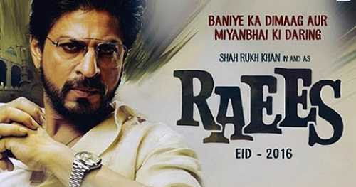 Raees images, wallpaper and first look download from the movie
