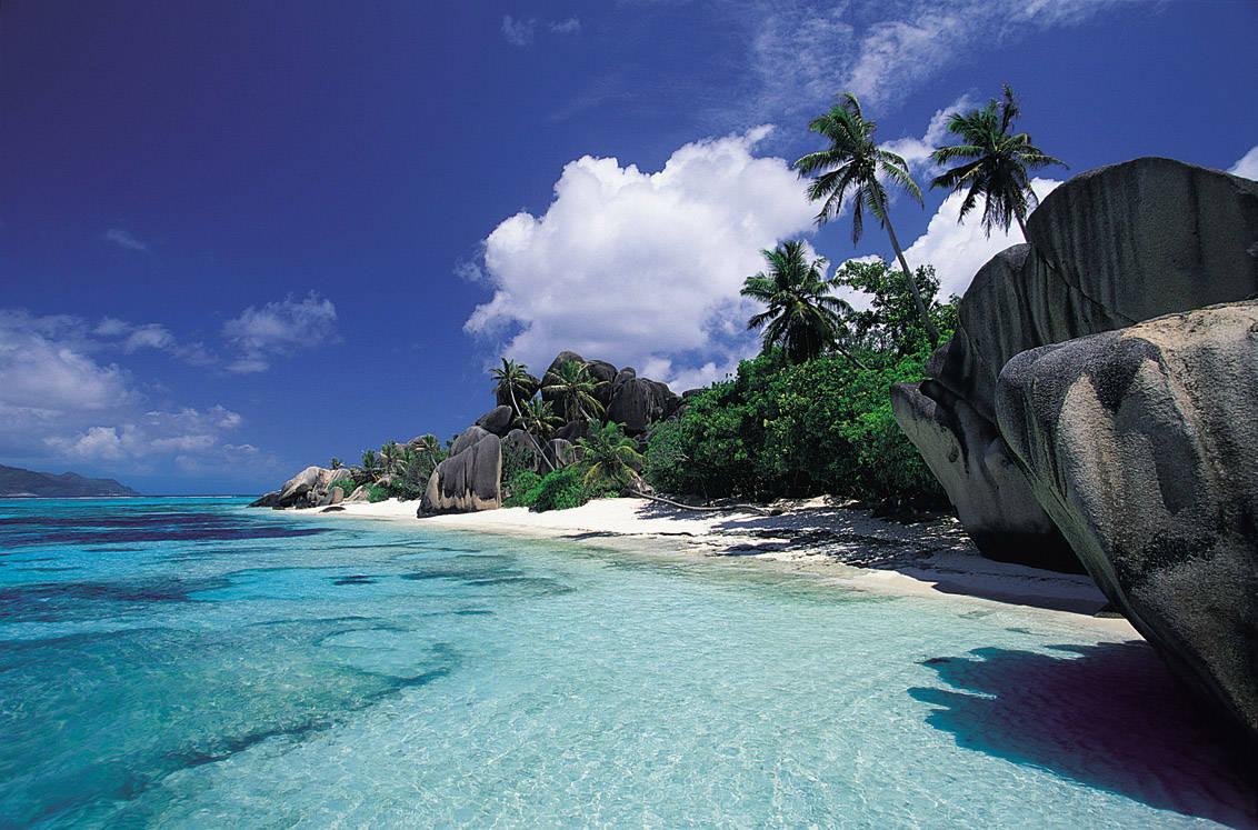 Anse Source D Argent La Digue Seychelles Best Beach In The World