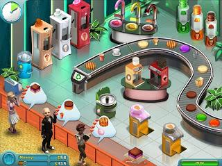 Game Memasak Cake Shop 2