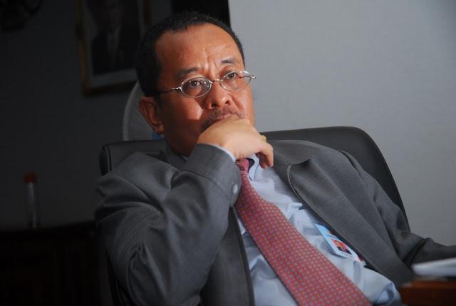 Said: Publik Pasti Bertanya Mengapa Ngabalin Jadi Komisaris?