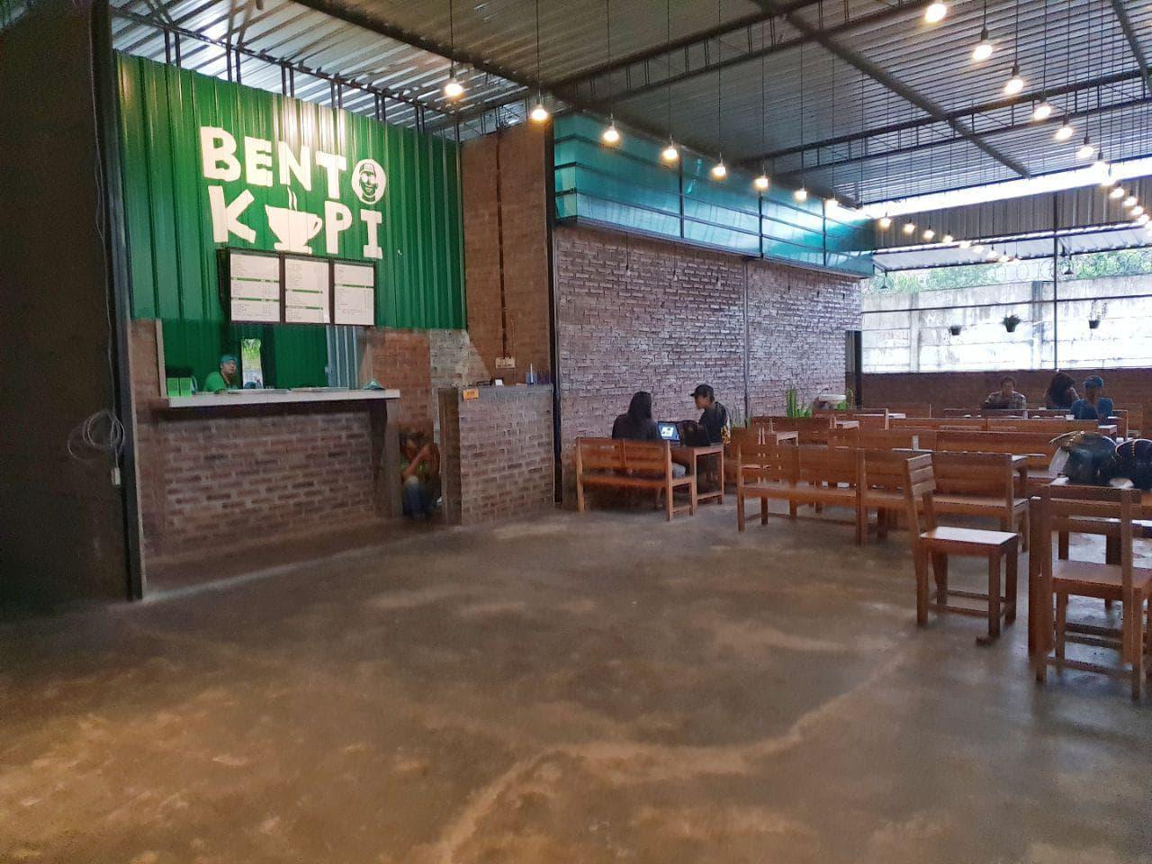 Free Wifi di Kopi Bento Seturan Jogja Harga Murah Meriah