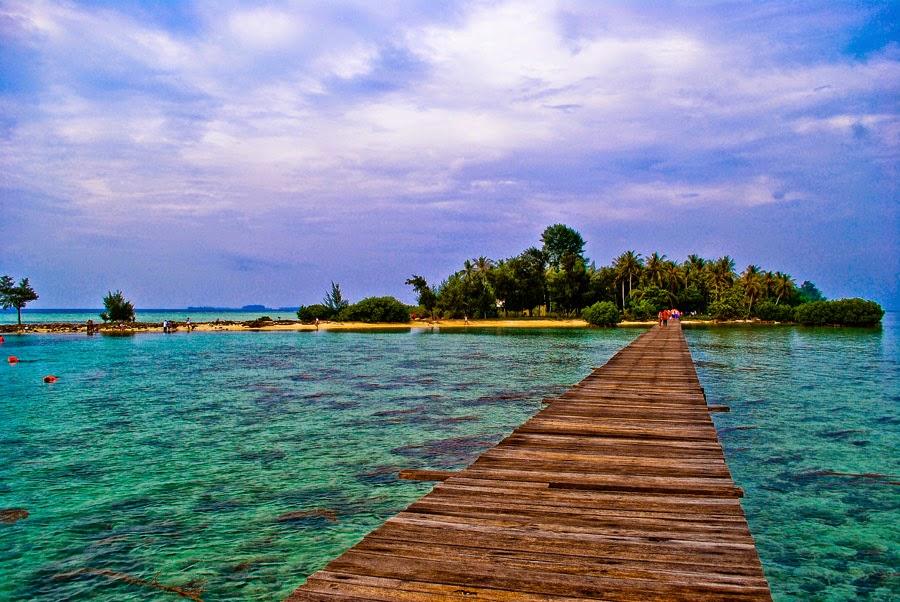 Biaya Akomodasi Pulau Tidung Tanpa Trave; Agent