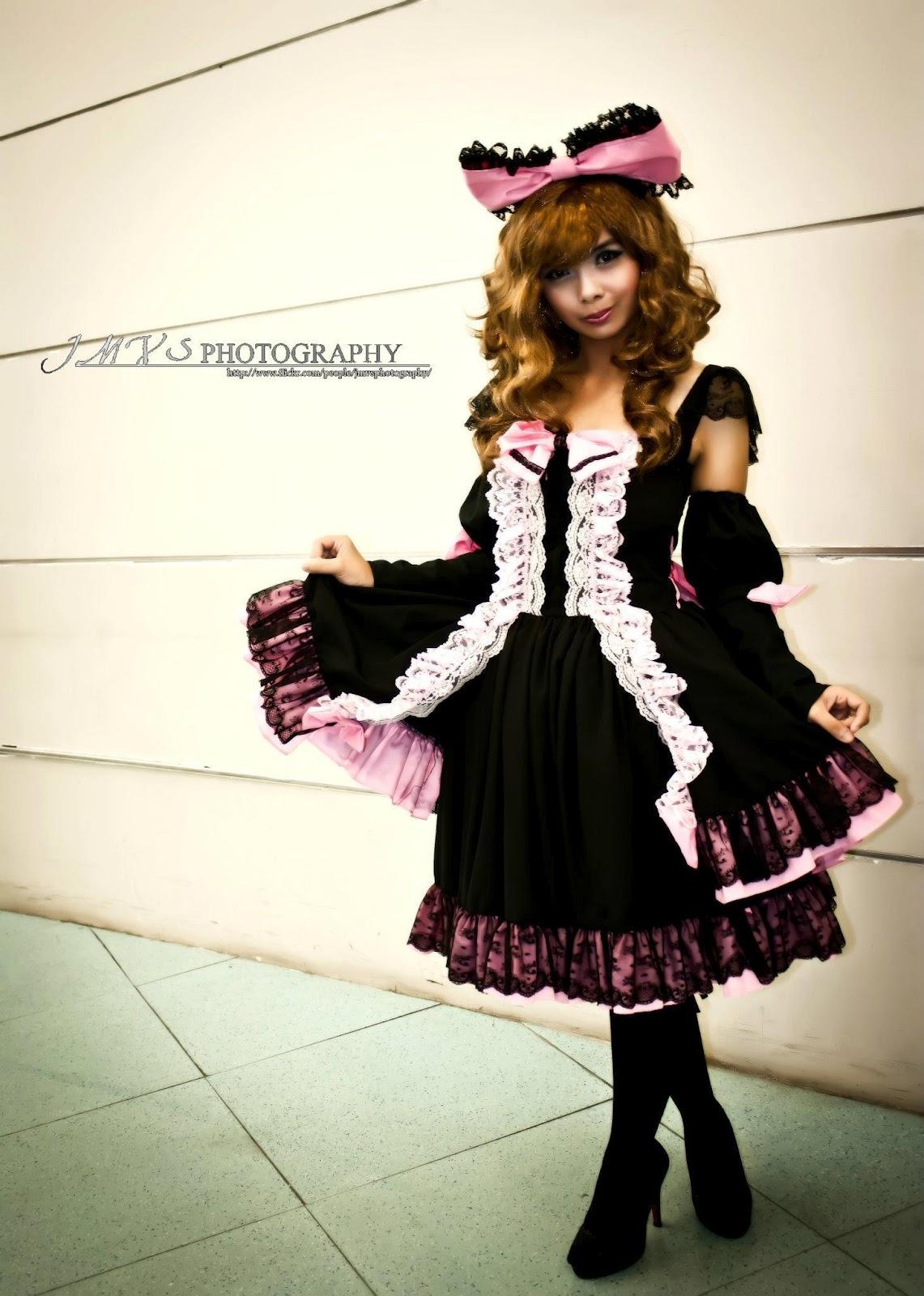 Lolita Cosplay Dress and Devangelic Cosplay Shop ...
