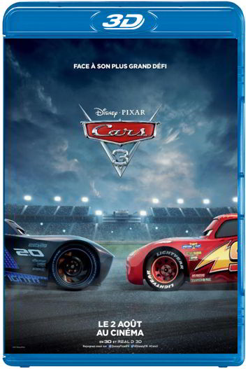 Cars 3 (2017) 3D SBS Latino