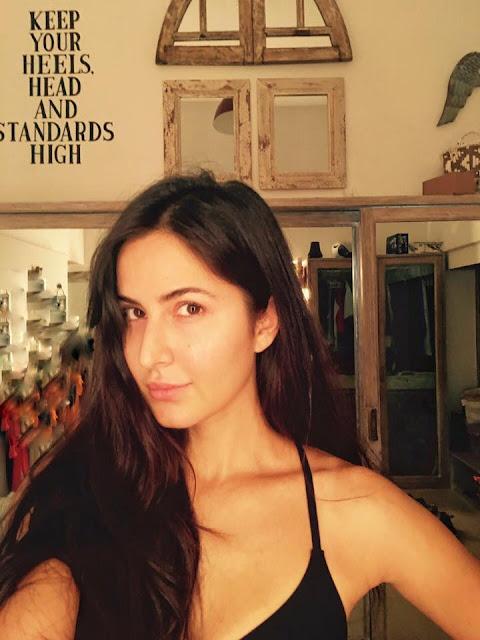 Katrina Kaif New Instagram Selfie