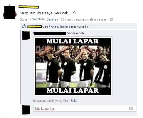 tampilan gambar di komentar fb