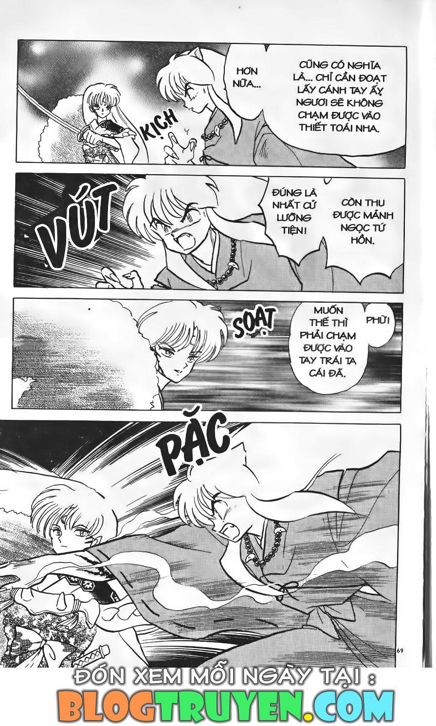 Inuyasha vol 07.4 trang 8