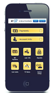 BT24 Mobile Banking pareri optiuni comisioane tarife