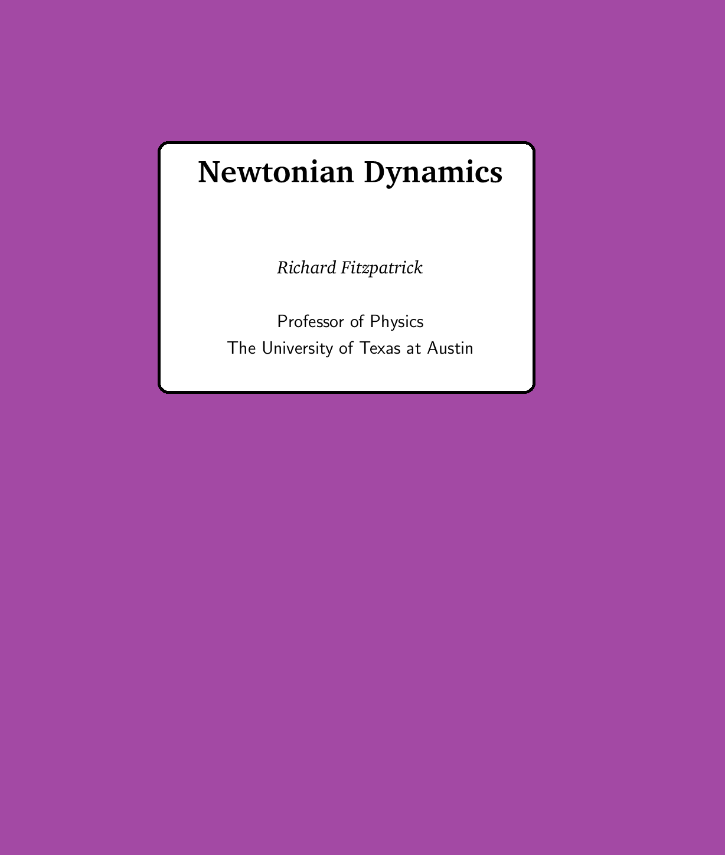 Classical Physics Pdf