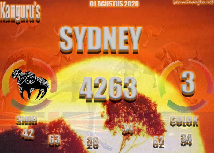 Kode syair Sydney Minggu 2 Agustus 2020 231