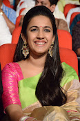 Niharika at Oka Manasu Audio function-thumbnail-10